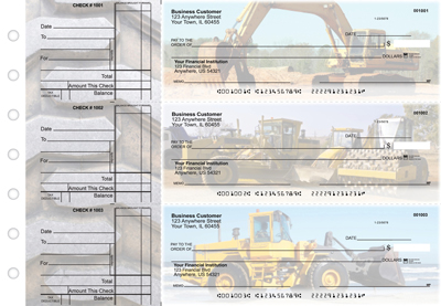 Construction Standard Business Checks
