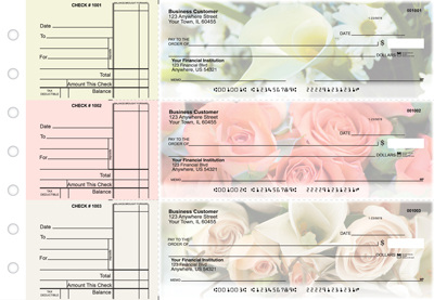 Florist Standard Business Checks