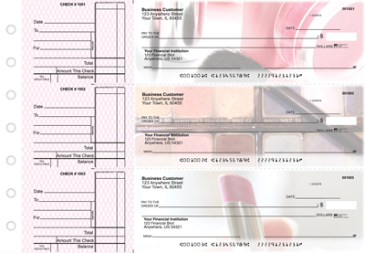 Makeup Standard Business Checks