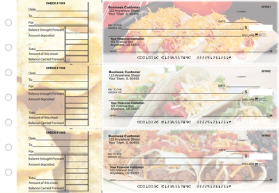 Mexican Cuisine General Business Checks
