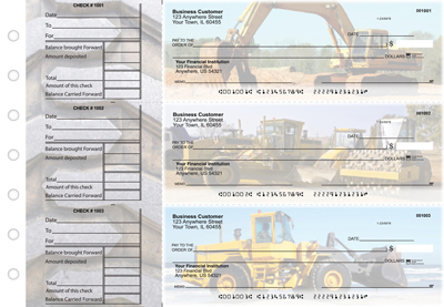 Construction General Business Checks