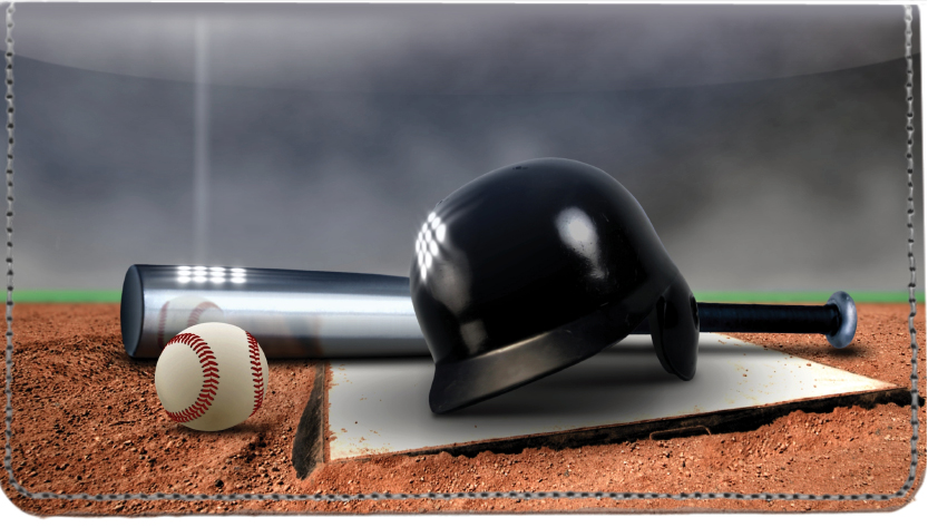 Home Run Baseball Leather Cover
