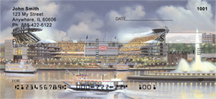 Pittsburgh Stadiums Personal Checks