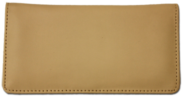 Cream Smooth Leather Cover