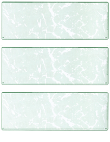 Green Marble Blank Stock For 3 to a Page Voucher Computer Checks