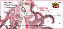 Pinks Mix - My Little Demon Personal Checks