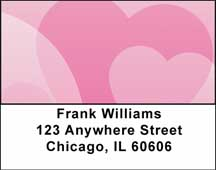 Hearts Of Hope Address Labels