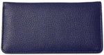 Royal Blue Textured Leather Cover