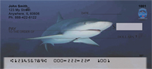Sharks by Aggressor Fleet Personal Checks