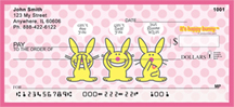 It's Happy Bunny Funny Personal Checks $ 12.99