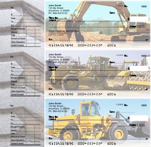 Construction Designer Deskset Checks