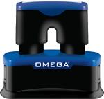 Omega 4 Line Pre-Inked Stamp $ 15.99