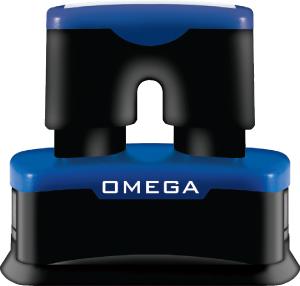 Omega 8 Line Pre-Inked Stamp $ 17.99
