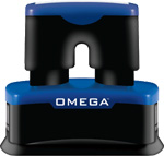 Omega Check Endorsement Pre-Inked Stamp $ 15.99