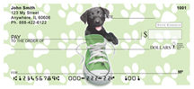 Pups in Chucks Keith Kimberlin Personal Checks