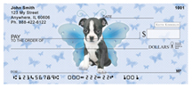 Fairy Pups Keith Kimberlin Personal Checks