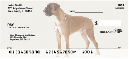 Boxer Personal Checks