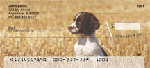 English Spaniels Personal Checks