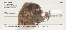 More English Spaniels Personal Checks