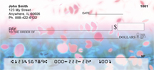 Sakura Blossoms Personal Checks
