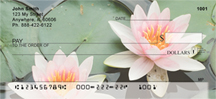 Beauty Within Lilies Personal Checks