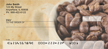 Old Fashion Coffee Personal Checks