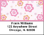 Blossom by Deb Eiseman Address Labels