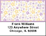 Summer Breeze by Deb Eiseman Address Labels