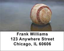 Home Run Address Labels