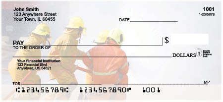 Firefighter Training Personal Checks