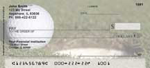 Golf Personal Checks