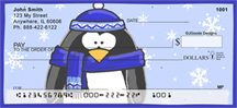 Jen Goode's Penguins Personal Checks