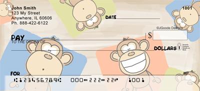 Jen Goode's Monkeys