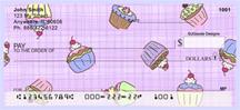 Jen Goode's Cupcakes Personal Checks