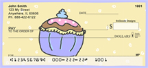 More Jen Goode's Cupcakes Personal Checks