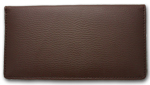 Brown Side Tear Leather Cover