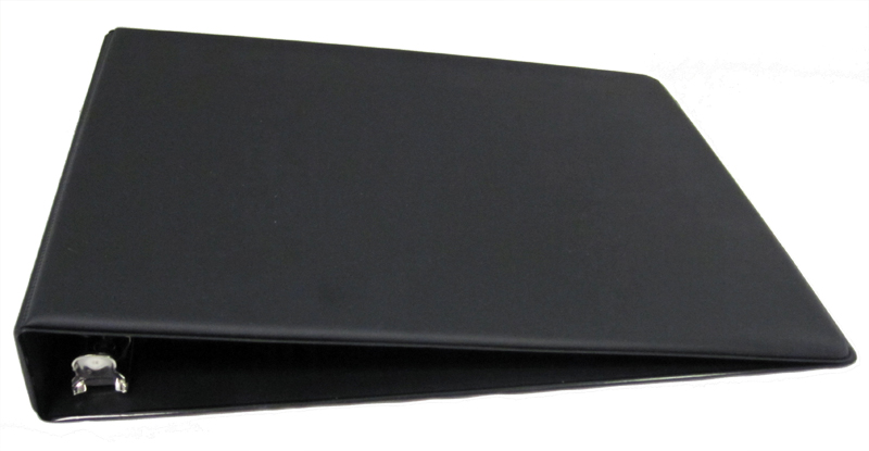 Business Checkbook Cover : Business check binders ring leather and vinyl