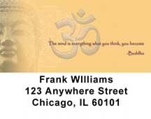 Wisdom Address Labels