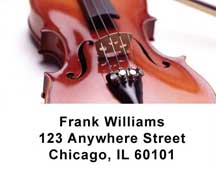 Music Series One Address Labels