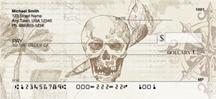 Pirates Personal Checks
