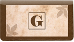 Monogram G Leather Cover