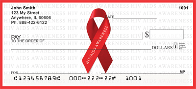 HIV/Aids Awareness Ribbon