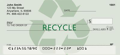 Save The Earth Checks