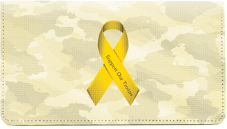 Support Our Troops Cloth Cover