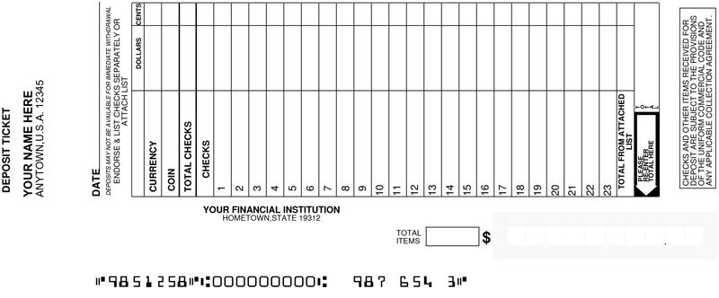 deluxe business deposit slips  check registers online