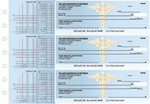 Medical Multi Purpose Designer Business Checks