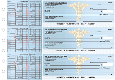 Business Checks Store -  Medical Payroll Designer Business Checks
