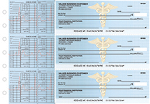 Medical Payroll Designer Business Checks