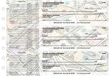 Money Accounts Payable Designer Business Checks