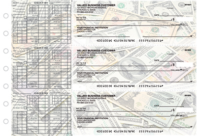 Business Checks Store -  Money Payroll Designer Business Checks